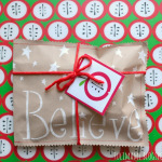 WednesDIY: Christmas wrapping #2