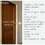 DOOR UPCYCLING: da porta a toletta