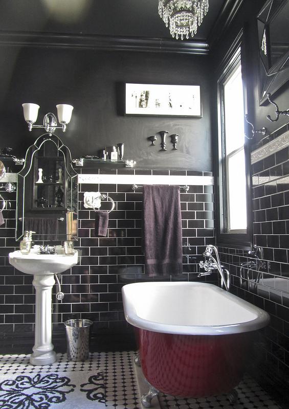 bagno marsala nero