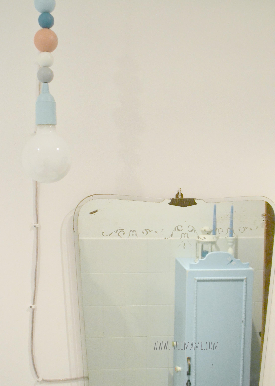 Il bagno ex brutto tulimami - Specchio anni 50 ...