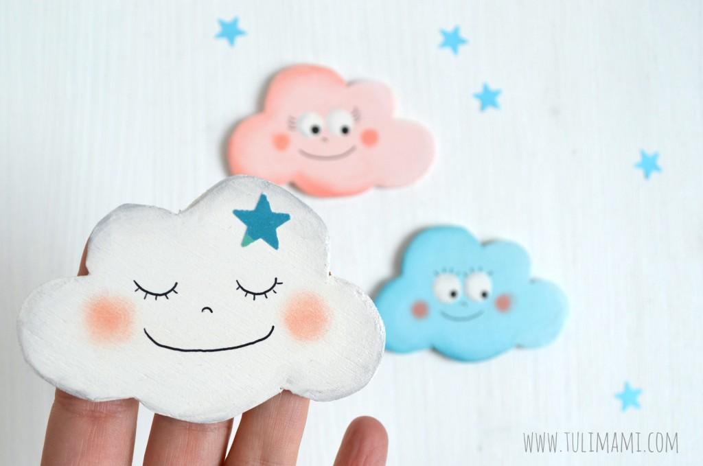 tre nuvole