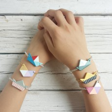 Geometric chic - I bracciali