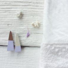 orecchini unicorni lavanda
