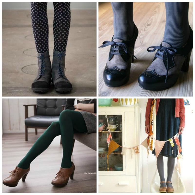 scarpe librarian style