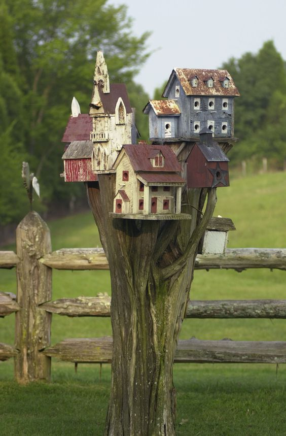 villaggio nidi