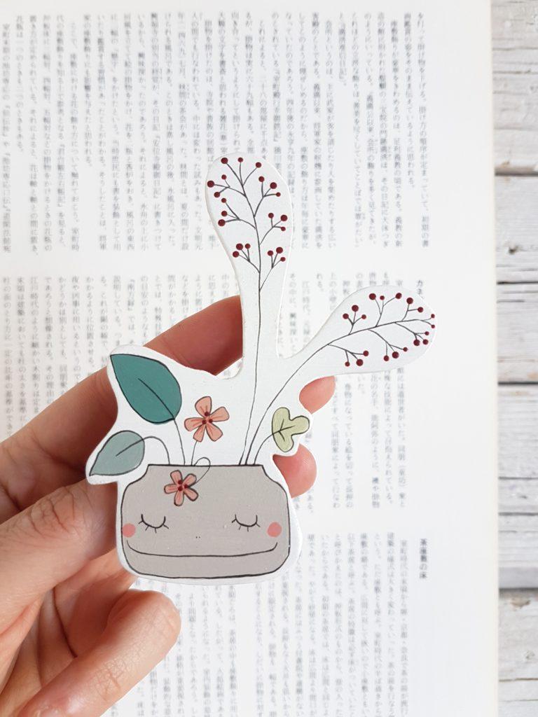 bisuku ikebana