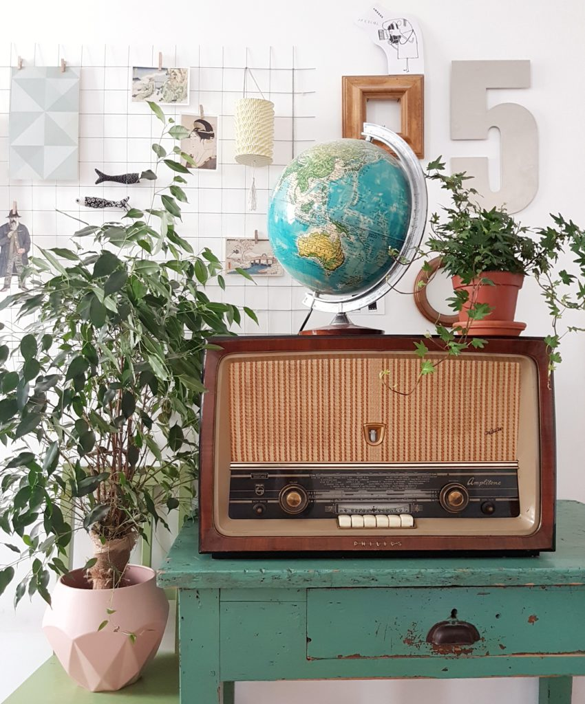 tulimami radio vintage