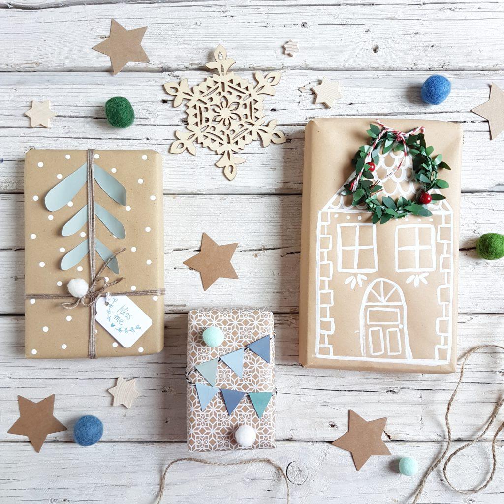 christmas packaging natale