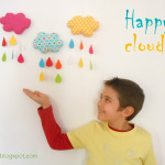 Happy clouds… un DIY nuvoloso