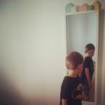 Idea decor per lo specchio
