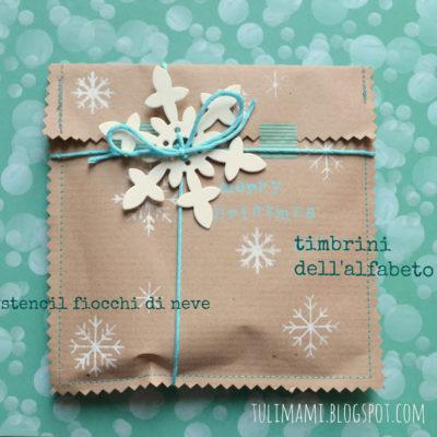 WednesDIY: Christmas wrapping #1