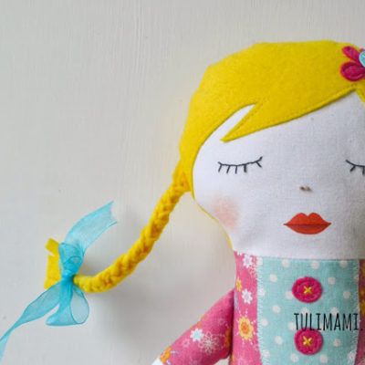 Amandine, my sweet doll