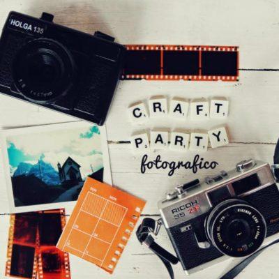 Craft party fotografico