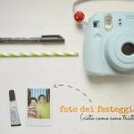 DIY: cake topper fotografico