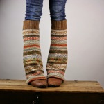 Vecchi maglioni, nuovi stivali