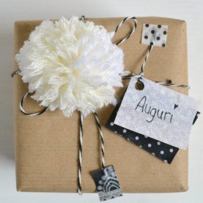 Black&white packaging
