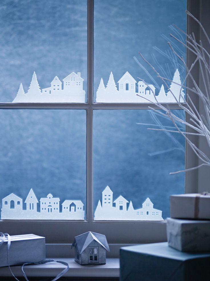 paesaggio finestra