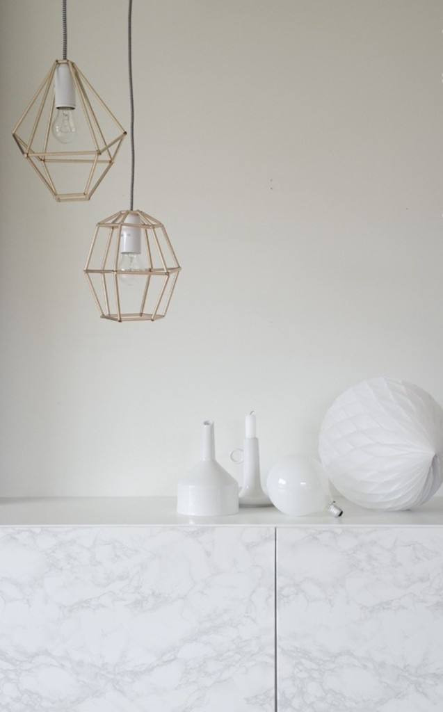 DIY-diamant-lamp-straw1.remodelista