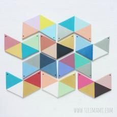Geometric chic - Le collane