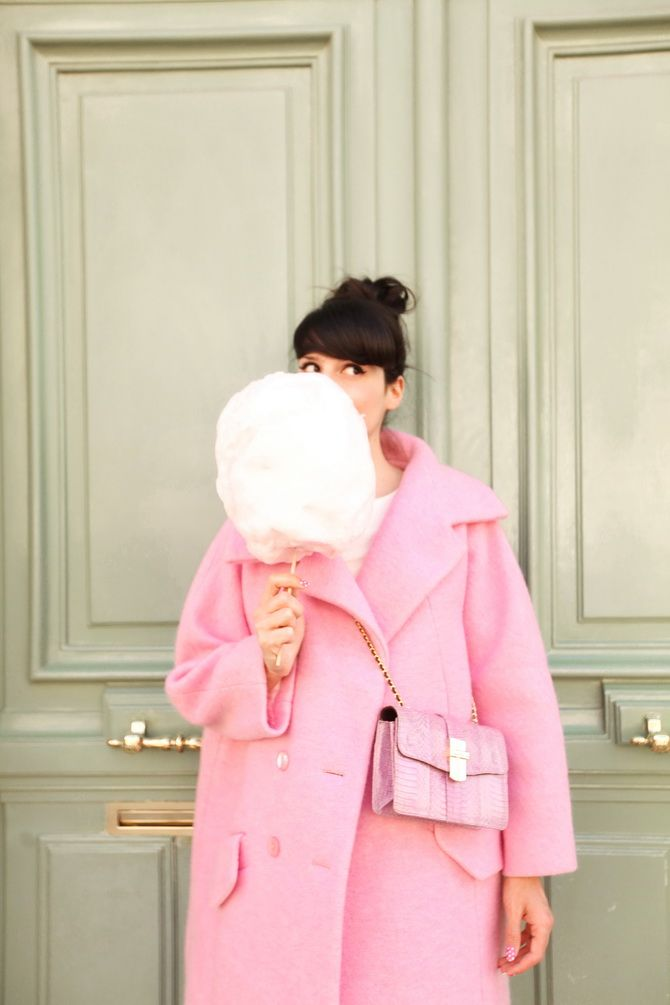 cappottino rosa