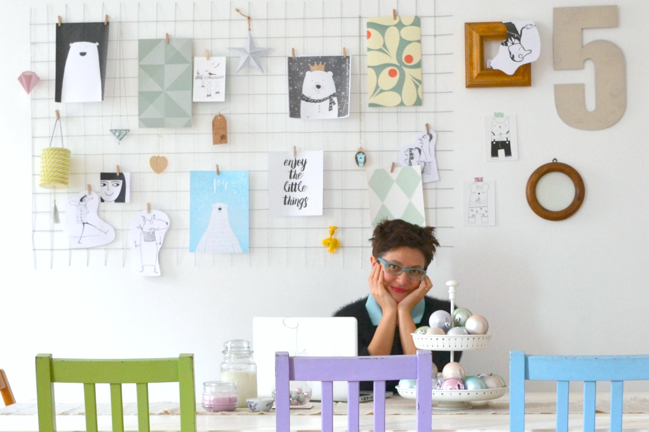 Facciamo una wall mood board for Vernice sottosopra leroy merlin