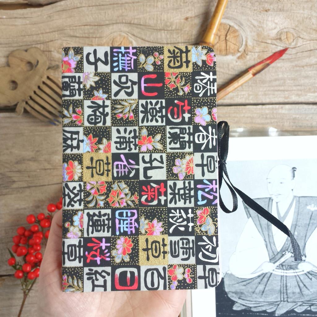 quaderno jap style carta riso tulimami