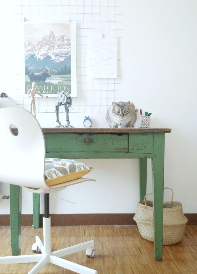 scrivania Romeo