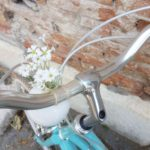 DIY: vaso di fiori da manubrio
