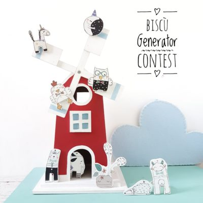 Biscù generator contest