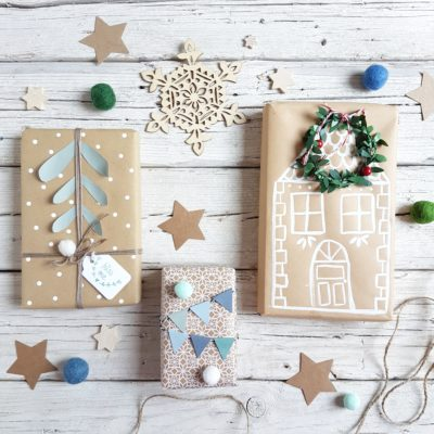 3 idee per decorare i tuoi packaging con la pittura