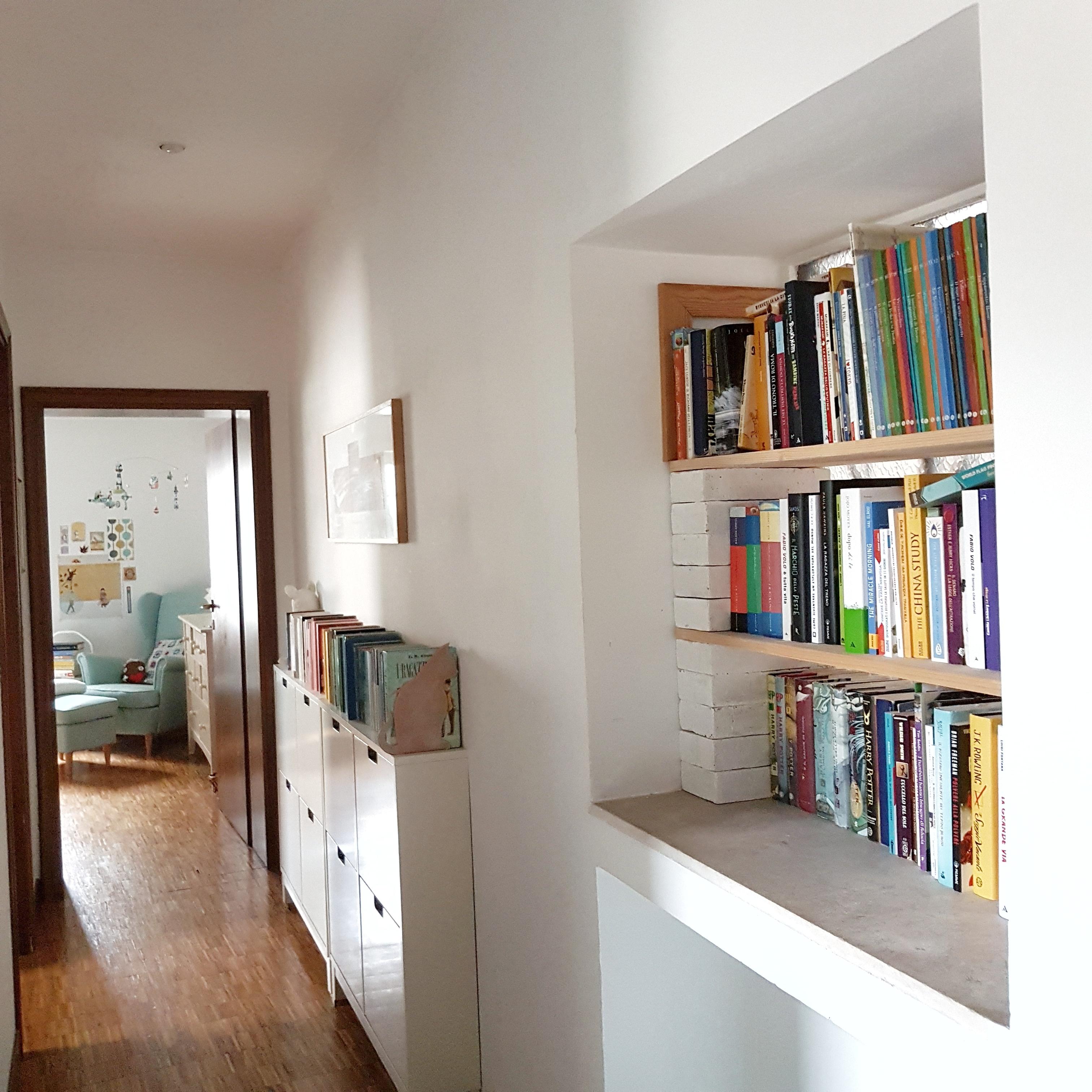 Idee Per Nicchie Nel Muro 5 ricicli creativi per arredare casa • tulimami